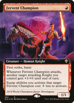 Fervent Champion image