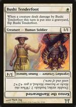 Bushi Tenderfoot // Kenzo the Hardhearted image