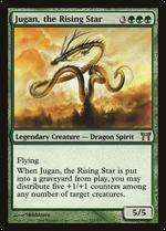 Jugan, the Rising Star image