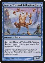 Kami of Twisted Reflection image