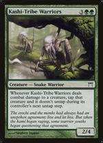 Kashi-Tribe Warriors image