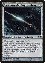 Tatsumasa, the Dragon's Fang image