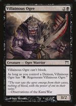 Villainous Ogre image