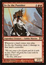 Zo-Zu the Punisher image
