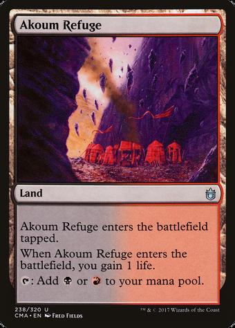 Akoum Refuge image