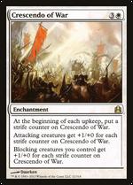 Crescendo of War image
