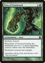 Fists of Ironwood image