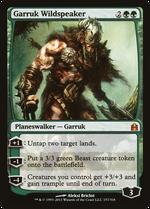 Garruk Wildspeaker image
