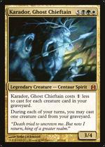 Karador, Ghost Chieftain image