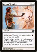 Orim's Thunder image