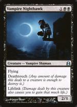Vampire Nighthawk image