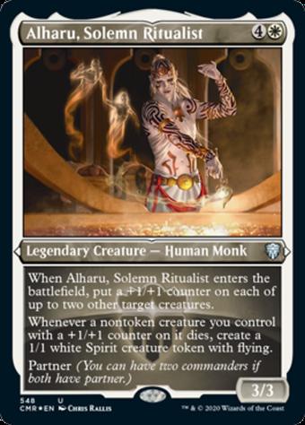 Alharu, Solemn Ritualist image