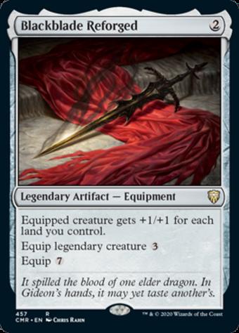 Blackblade Reforged image
