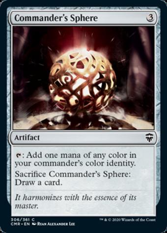 Commander's Sphere image