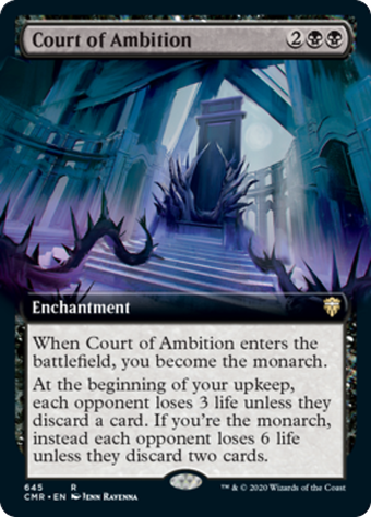 Court of Ambition image