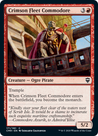 Crimson Fleet Commodore image