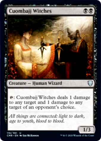 Cuombajj Witches image