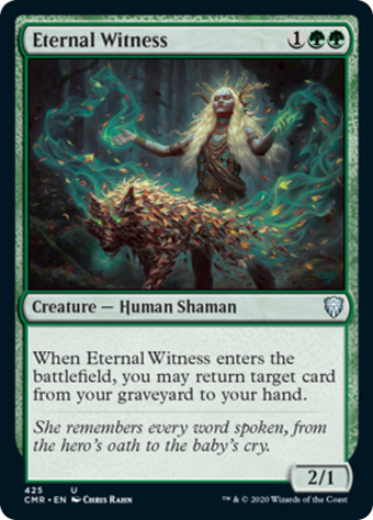 Eternal Witness image