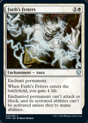 Faith's Fetters image