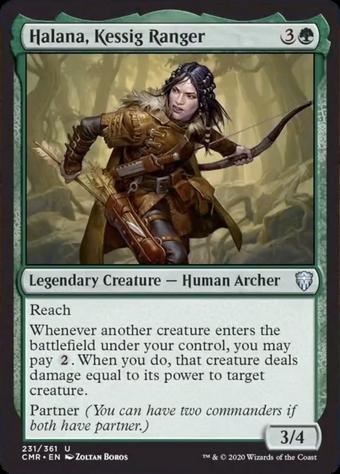 Halana, Kessig Ranger image