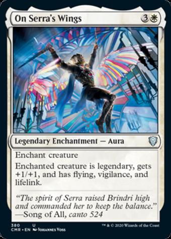 On Serra's Wings image