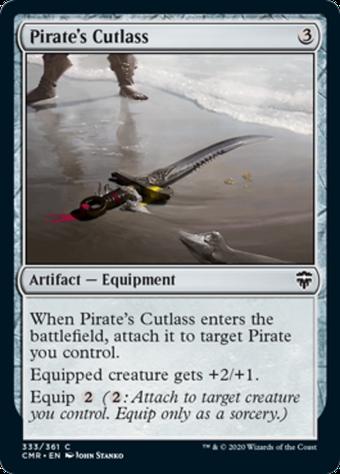 Pirate's Cutlass image