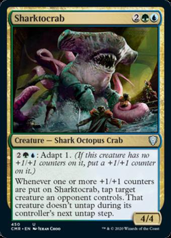 Sharktocrab image