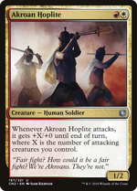 Akroan Hoplite image