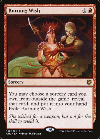 Burning Wish image