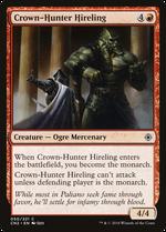 Crown-Hunter Hireling image