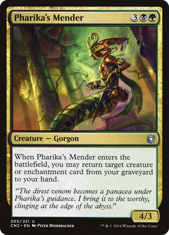 Pharika's Mender image