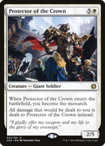 Protector of the Crown image