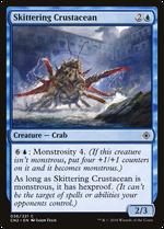 Skittering Crustacean image