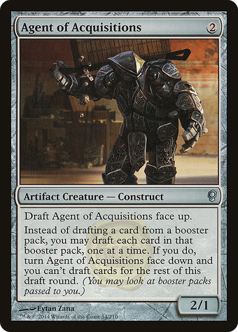 Agent of Acquisitions image