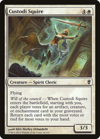 Custodi Squire image