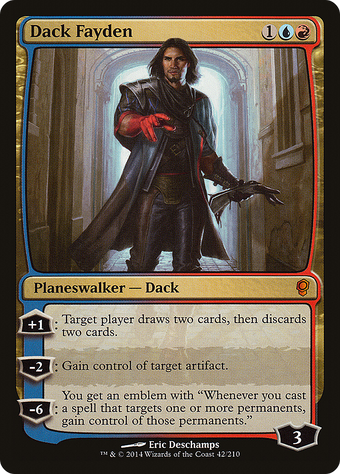 Dack Fayden image