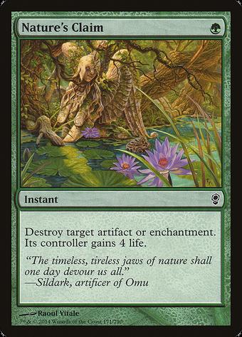 Nature's Claim image