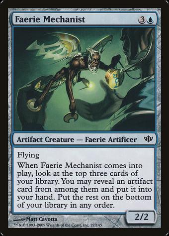Faerie Mechanist image
