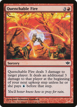Quenchable Fire image