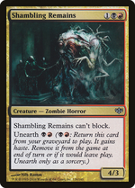 Shambling Remains image