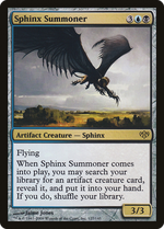 Sphinx Summoner image