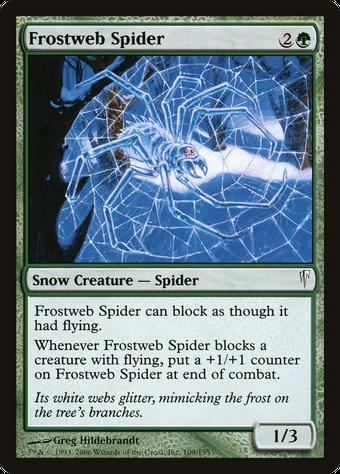 Frostweb Spider image