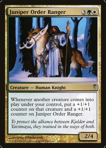 Juniper Order Ranger image