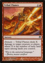 Tribal Flames image