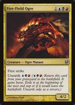 Fire-Field Ogre image