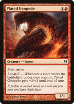 Plated Geopede image