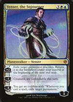 Venser, the Sojourner image