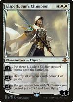 Elspeth, Sun's Champion image