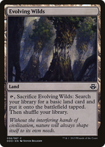 Evolving Wilds image