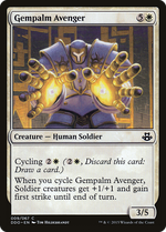 Gempalm Avenger image